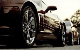 Картинка колеса, автомобили