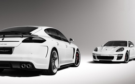 Картинка фон, Porsche, Panamera