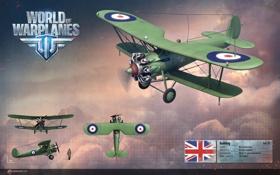 Обои США, USA, MMO, WoWp, World of Warplanes, авиа, Мир самолётов