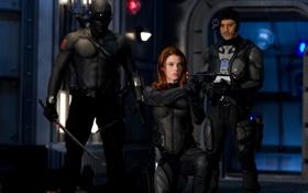 Обои Команда, G.I. Joe, G.I. Joe: The Rise of Cobra, The Rise of Cobra, Бросок Кобры