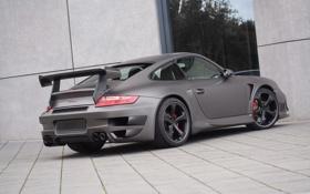 Обои Porsche, матовый, порш