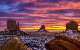 Картинка Arizona, Monument Valley, Navajo Tribal Park