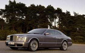 Обои машины, Brooklands, Bentley