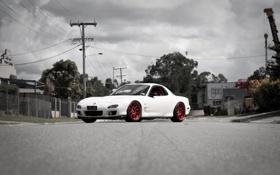 Обои RX7, Tuning cars, фото, Tuning, Город, Mazda, тачки