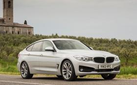 Картинка BMW, 2013, авто, машина, бмв, 318d, Gran Turismo