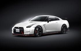 Картинка Nissan, GT-R, R35, Nismo