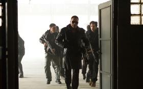 Картинка Жан-Клод Ван Дамм, Jean-Claude Van Damme, The Expendables 2, Неудержимые 2, Vilain