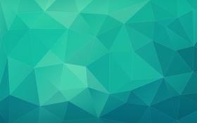 Обои цвета, линии, зеленый, Абстракции, Nubia UI