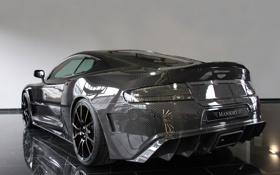 Обои Aston Martin, DBS, карбон, задняя часть, Mansory, Cyrus