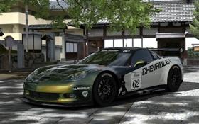 Картинка Corvette, GT5, Chevrolet