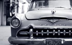 Обои машина, ретро, обои, номер, старый, автомобиль, куба