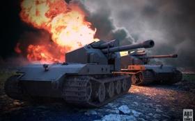 Обои танк, танки, WoT, Мир танков, tank, World of Tanks, tanks