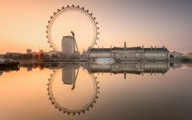 Обои England, London, Лондон, Англия