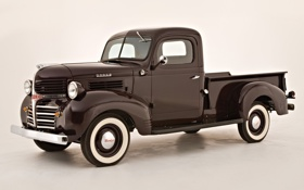 Обои год, 1941, Dodge