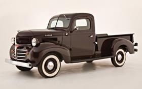 Обои Dodge, год, 1941