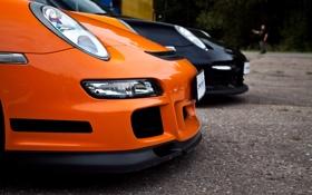 Картинка porsche, turbo, 911