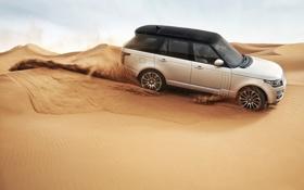 Обои Range Rover, Рэйндж Ровер, 2013, L405