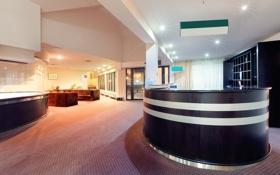 Обои Hotel, interior, Интерьеры отеля, прием, reception