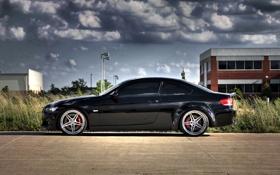 Картинка BMW, 335i, боком