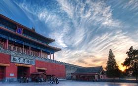 Обои китай, China, Beijing, пекин