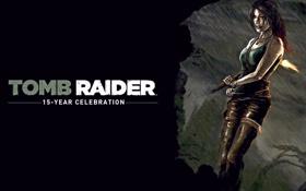 Обои Lara Croft, Tomb Raider, 2013, game