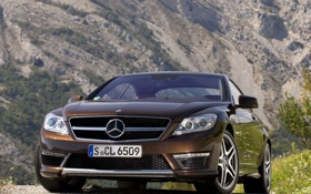 Обои amg, Mercedes-Benz, CL-Klasse, cl65