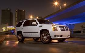 Картинка Cadillac, Escalade, Hybrid