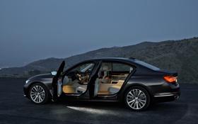 Обои бмв, BMW, 750Li, xDrive, 2015, G12