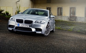 Картинка авто, бмв, F10, пятёрка, BMW M5