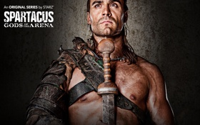 Обои Spartacus, Gods of the Arena, Spartac