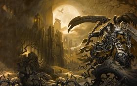 Картинка смерть, игры, Death, Darksiders 2