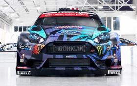 Обои car, Ford, форд, передок, race, Fiesta, RX43