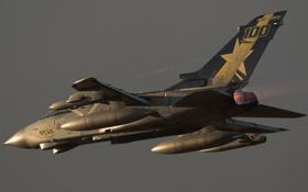 Обои полет, истребитель-бомбардировщик, Panavia, Tornado