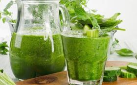 Картинка зелень, овощи, vegetables, greens, овощной смузи, пюре, mashed potatoes