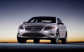Обои ford, taurus, тачки, авто обои, форд