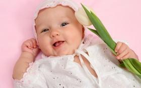 Обои радость, счастье, дети, малыши, ребёнок, детишки