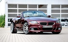 Обои бмв, BMW, E85, Rieger, 2010