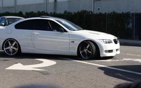 Обои BMW, E92