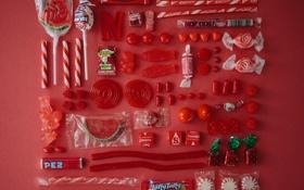 Картинка конфеты, сахар, леденец, различные, жевательная резинка