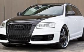 Картинка Audi, Avant. тюнинг