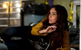 Обои Меган Фокс, Megan Fox, ситуация, кадр, Черепашки-ниндзя, Teenage Mutant Ninja Turtles