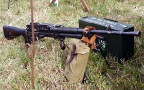 Обои оружие, пулемёт, ручной, «Гочкисс», Hotchkiss