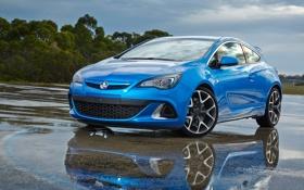 Обои Opel, астра, опель, Astra, Holden, холден, VXR