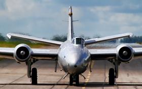 Обои бомбардировщик, средний, «Канберра», Electric Canberra
