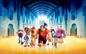 Картинка Movie, Wreck, Ralph