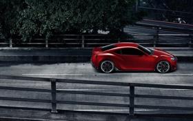 Картинка тойота, Scion, Concept, FR-S, авто обои, toyota, cars