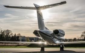 Картинка авиация, аэропорт, самолёт