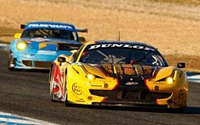 Обои 911, Porsche, Феррари, Ferrari, Порше, 458, передок