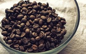 Картинка кофе, зерна, кофейные