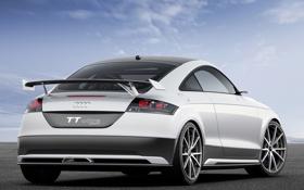 Картинка Concept, Audi, ауди, тюнинг, задок, Ultra Quattro